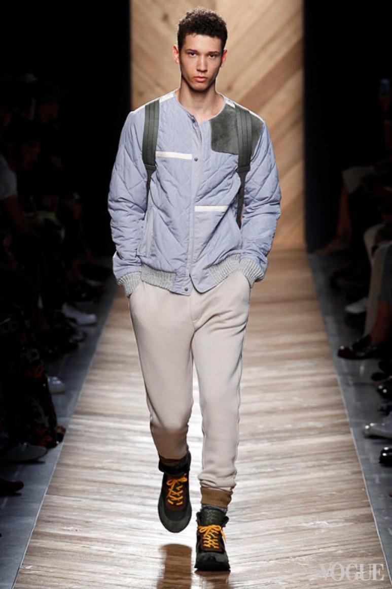 Bottega Veneta Menswear весна-лето 2016 #14