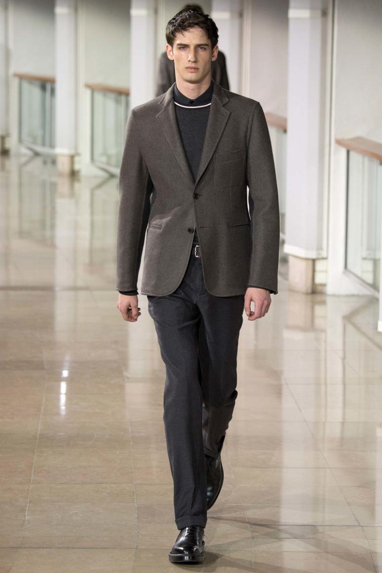 Hermes Menswear осень-зима 2015/2016 #40