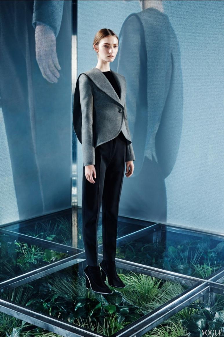 Balenciaga Couture весна-лето 2013 #1