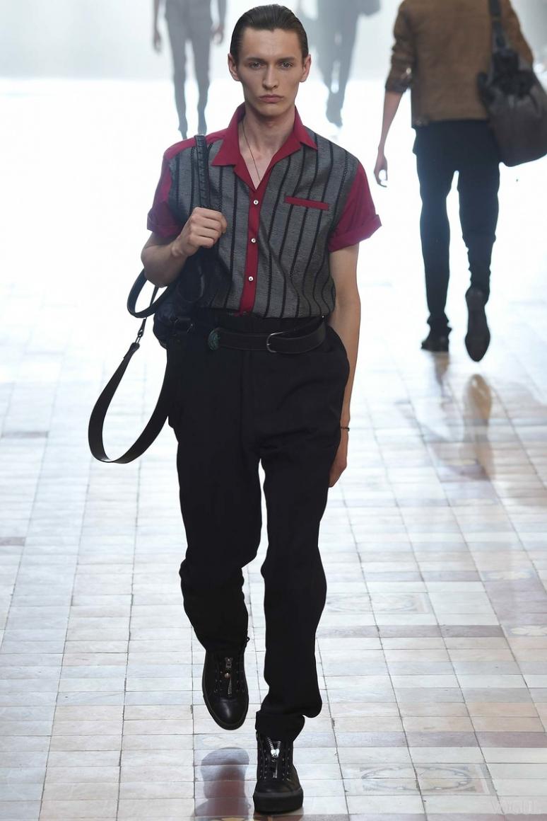 Lanvin Menswear весна-лето 2016 #16