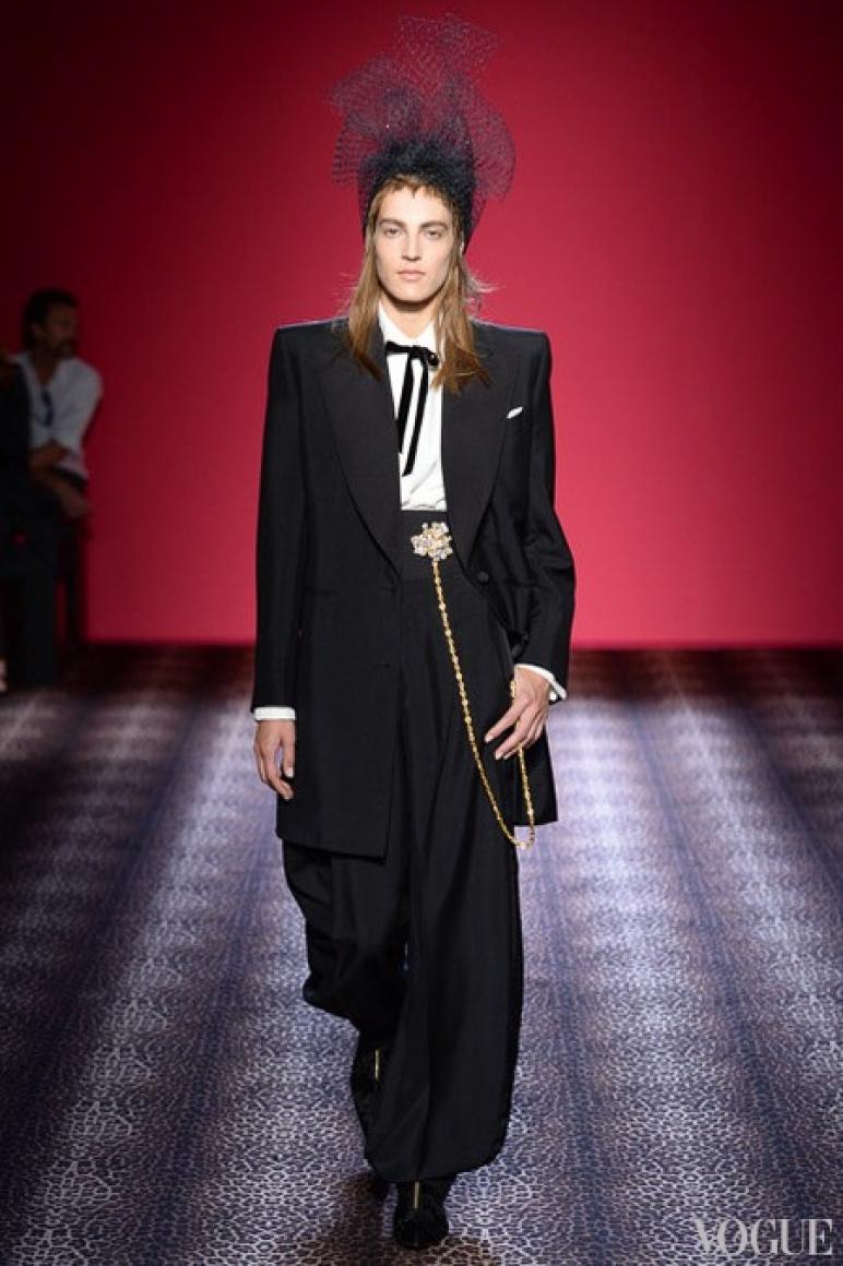 Schiaparelli Couture осень-зима 2014/2015 #9