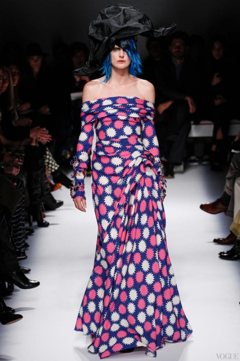 Schiaparelli Couture весна-лето 2014 #22