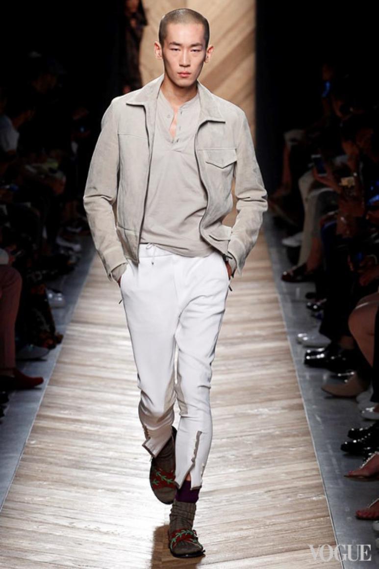 Bottega Veneta Menswear весна-лето 2016 #32