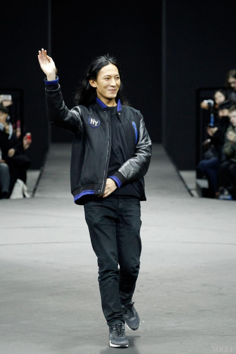 Alexander Wang осень-зима 2014/2015 #1