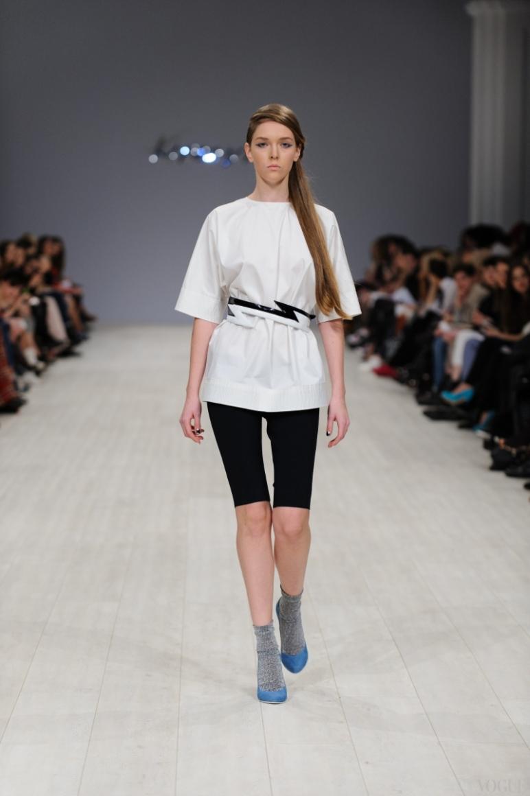 Ksenia Kireeva весна-лето 2014 #9