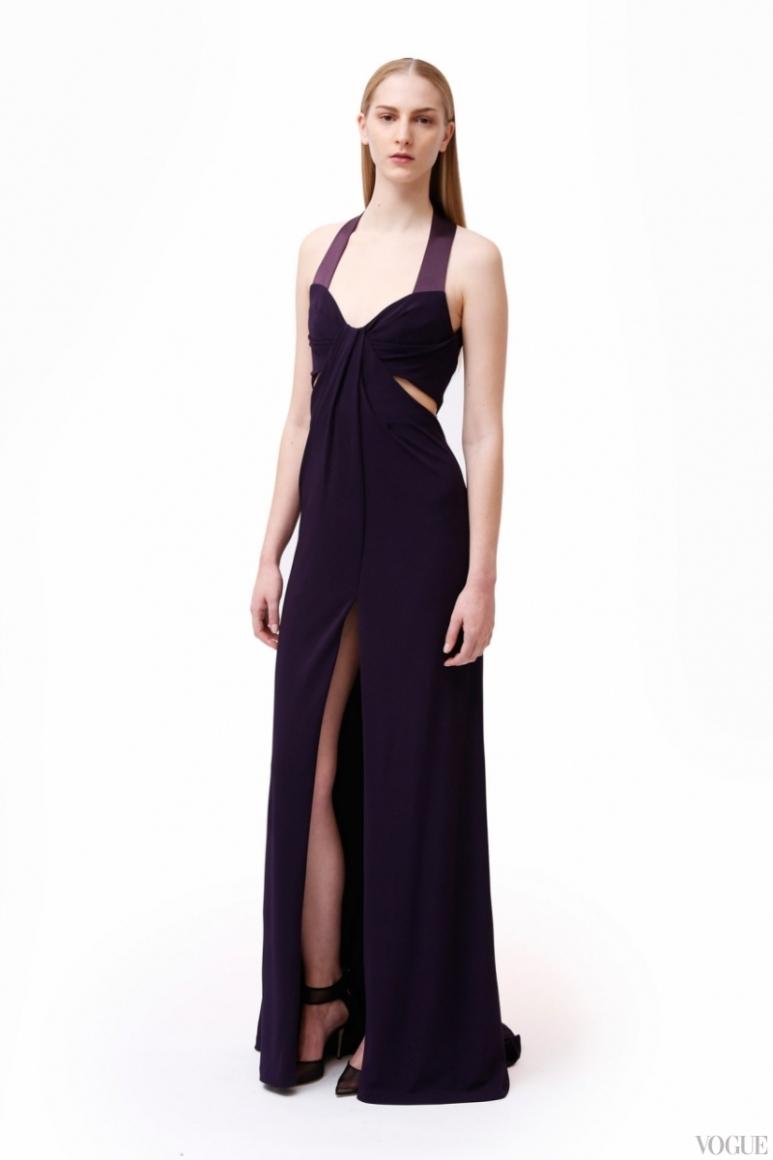 Monique Lhuillier Couture весна-лето 2013 #15
