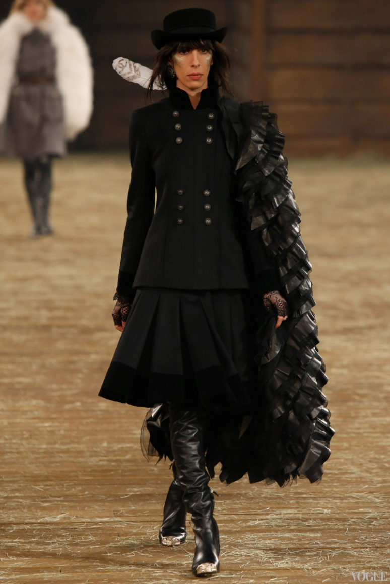 Chanel Couture весна-лето 2013 #54
