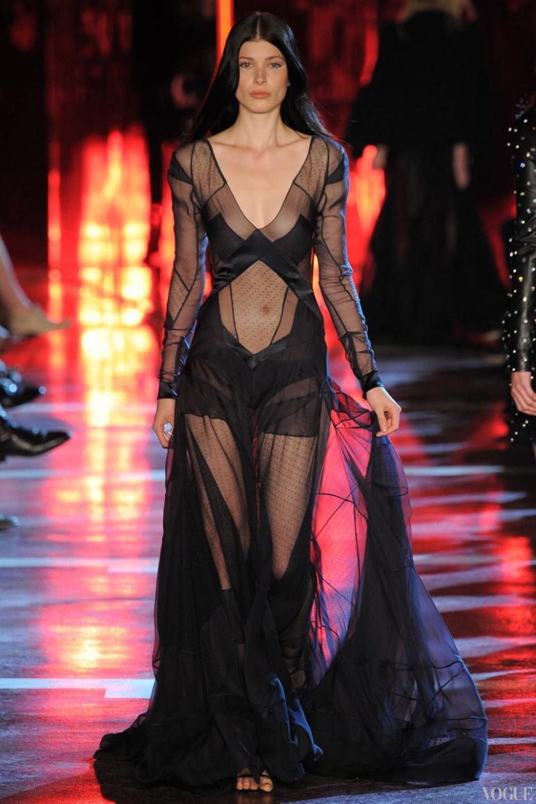 Alexandre Vauthier Couture осень-зима 2014/2015 #13