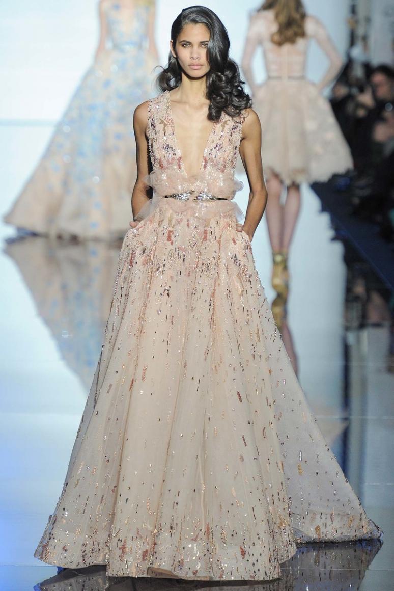 Zuhair Murad Couture весна-лето 2015 #26