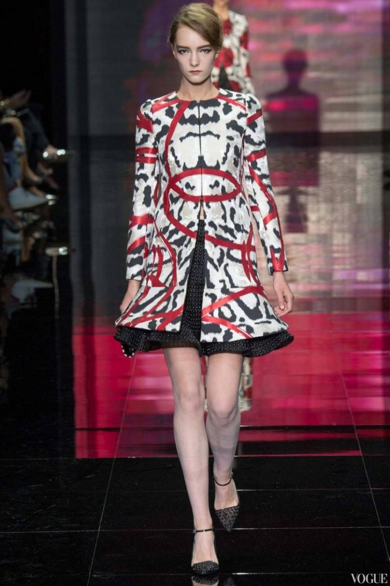 Armani Priv? Couture осень-зима 2014/2015 #40
