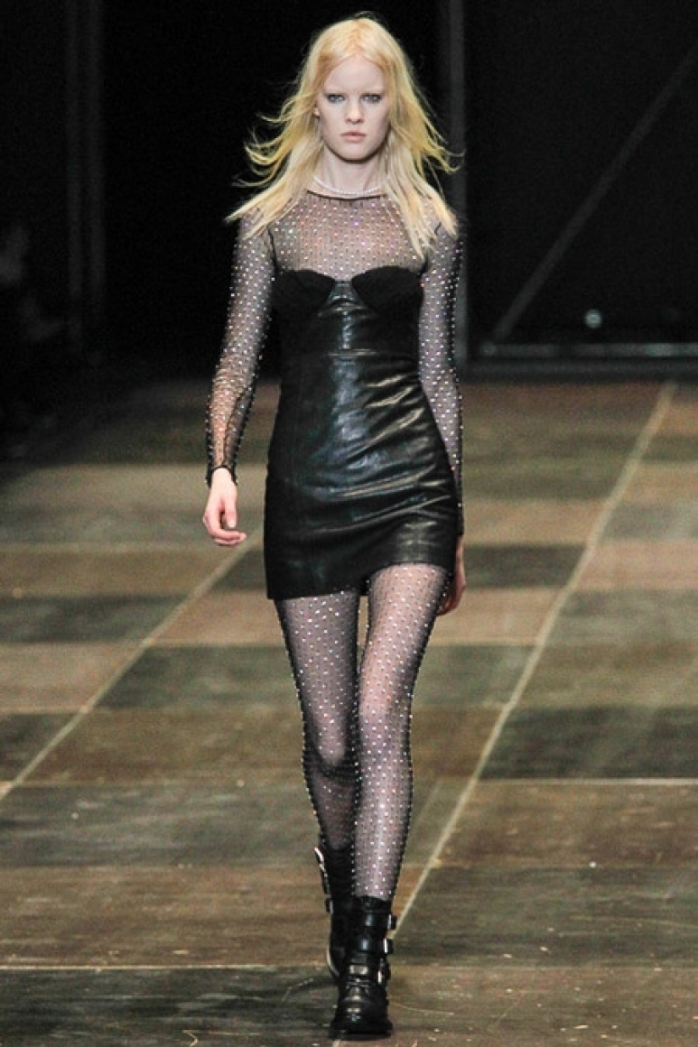 Saint Laurent осень-зима 2013/2014 #43