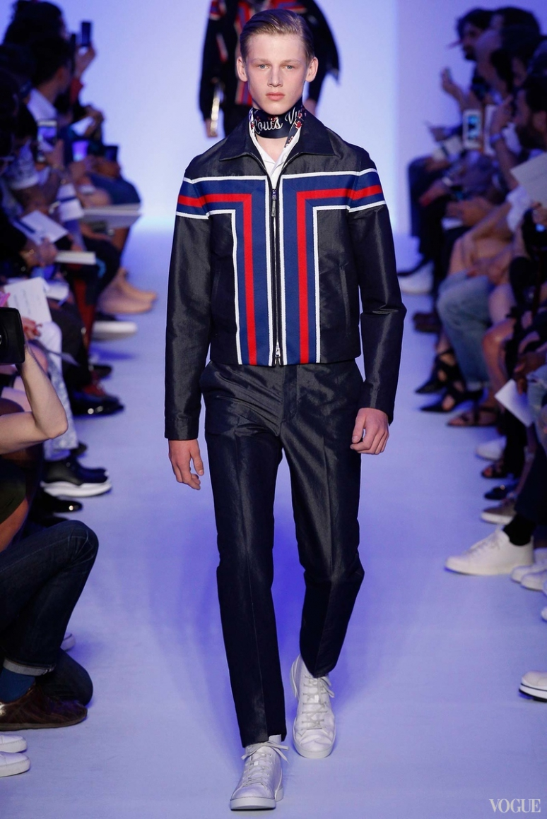 Louis Vuitton Menswear весна-лето 2016 #27