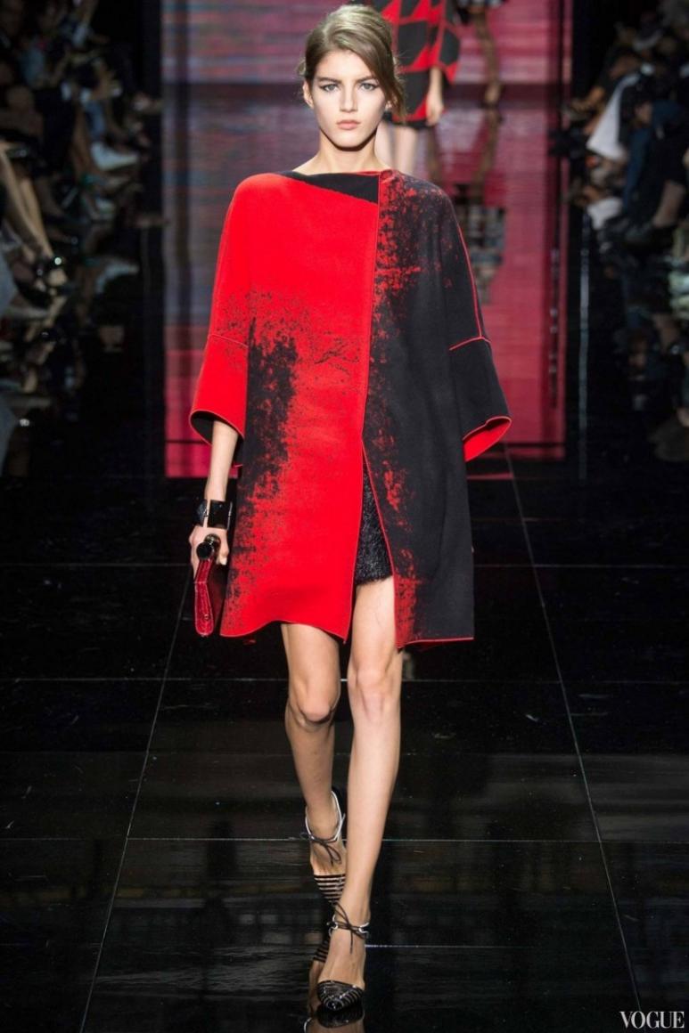 Armani Priv? Couture осень-зима 2014/2015 #43