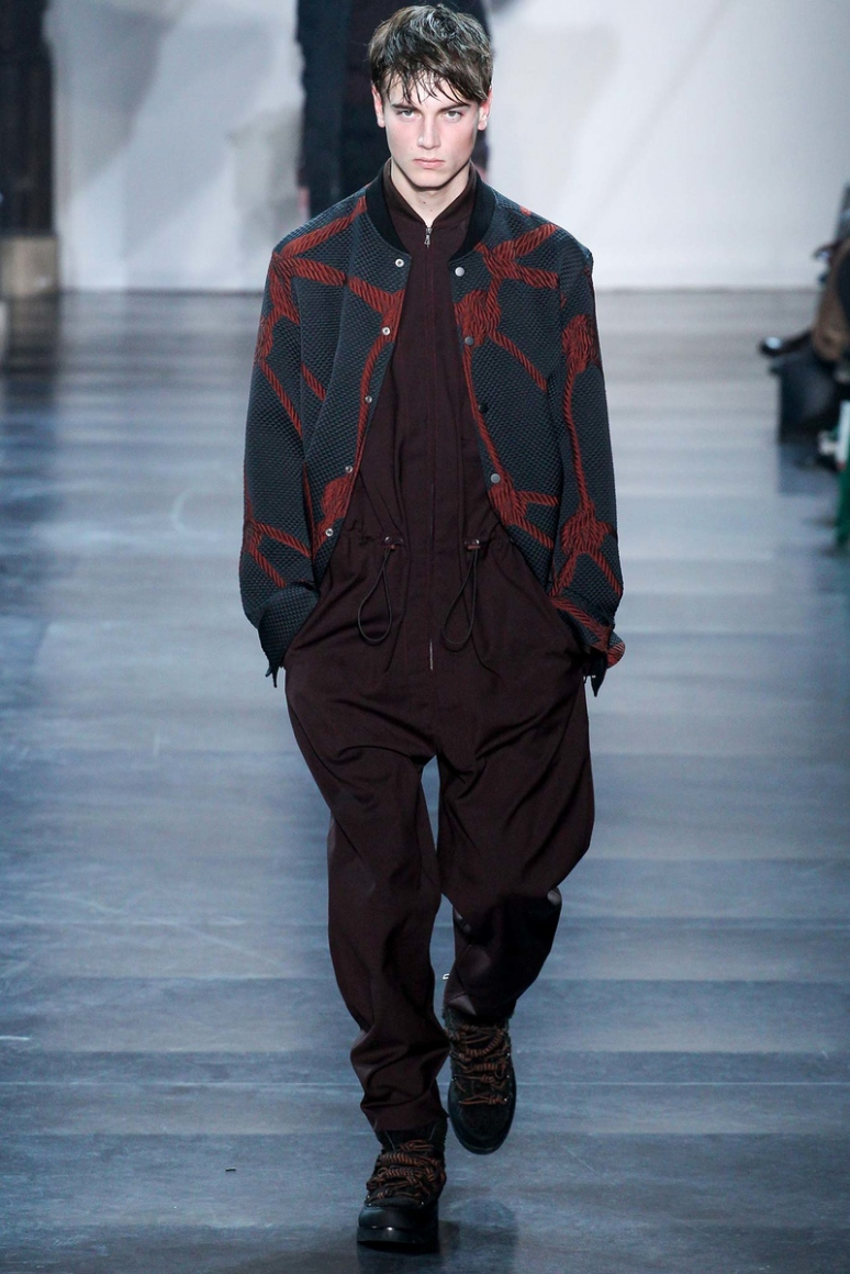 3.1 Phillip Lim Menswear осень-зима 2015/2016 #3