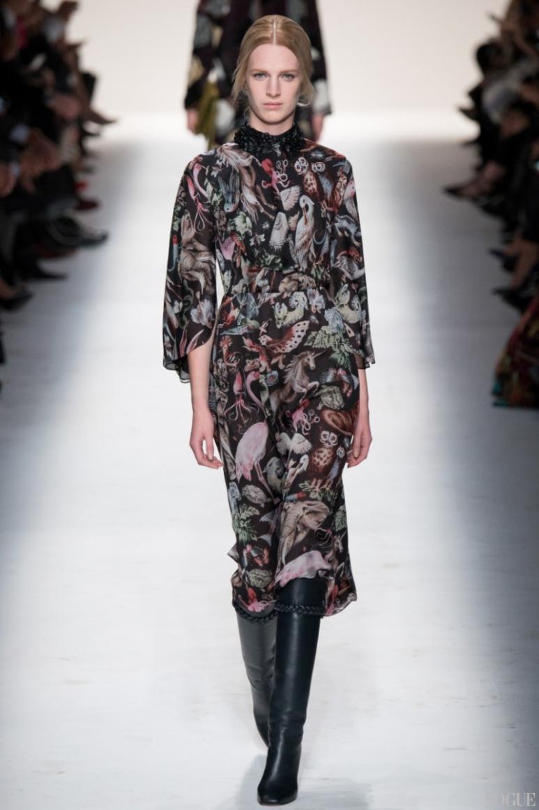 Valentino осень-зима 2014/2015 #37