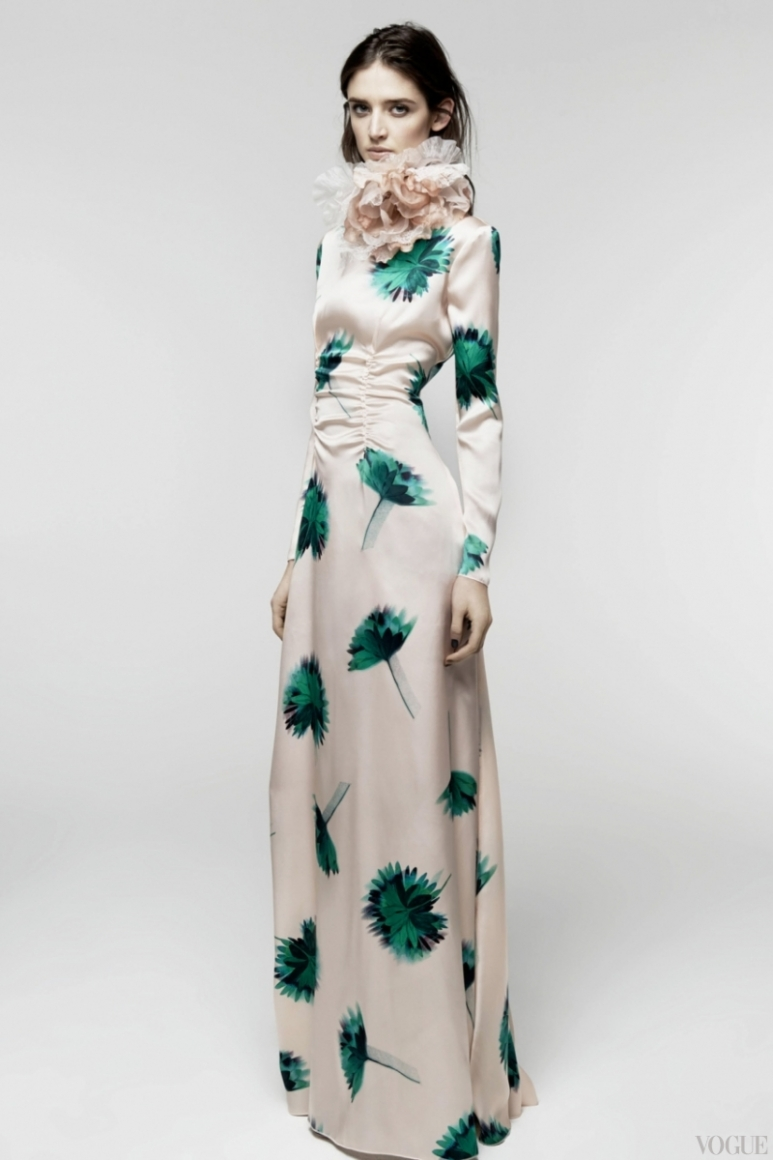 Nina Ricci Couture весна-лето 2013 #1