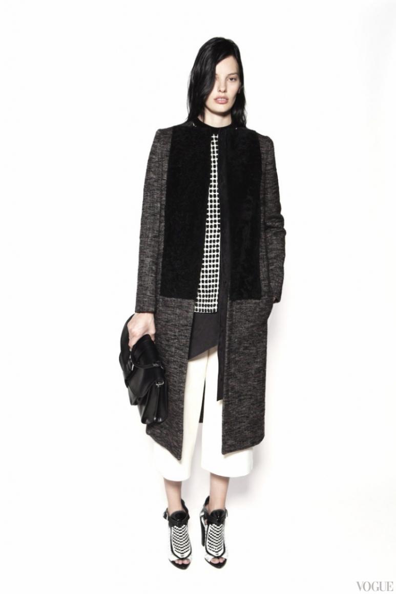 Proenza Schouler Couture весна-лето 2013 #12