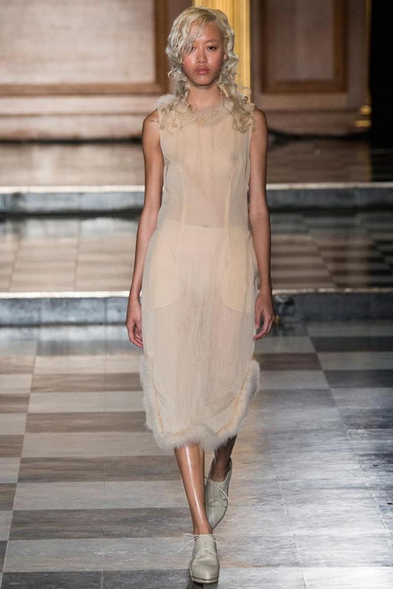 Simone Rocha весна-лето 2015 #28