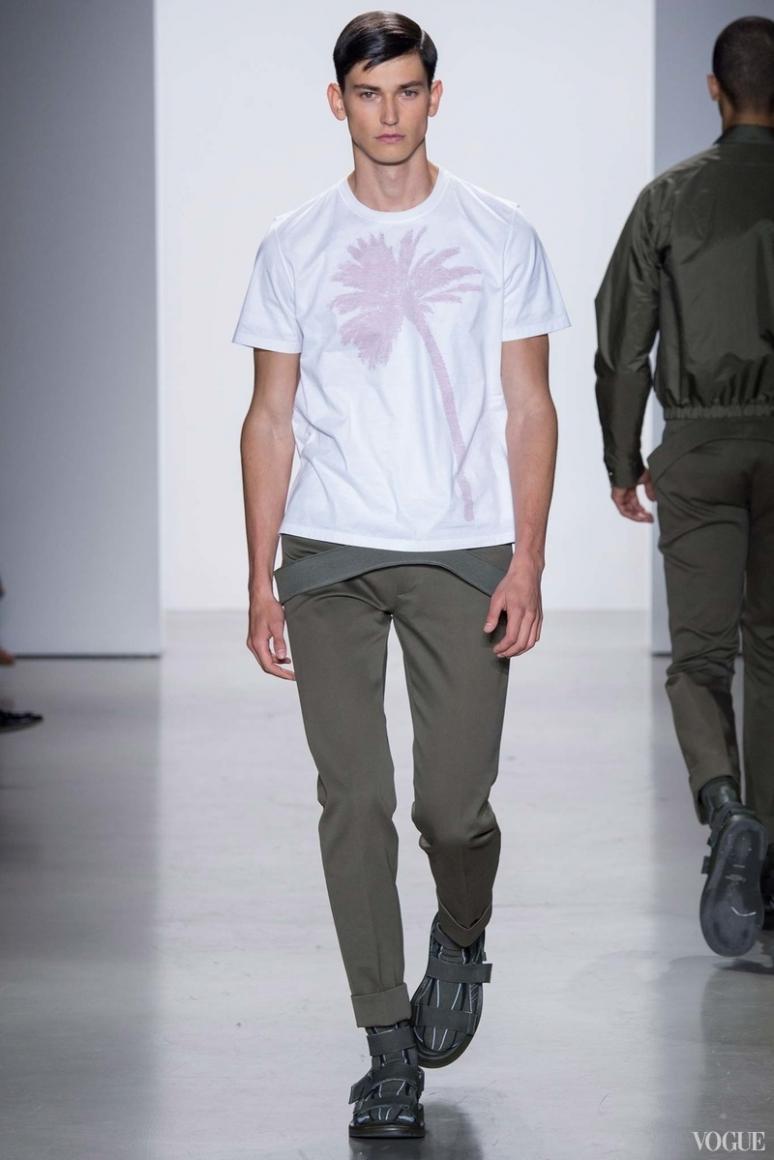 Calvin Klein Menswear весна-лето 2016 #27