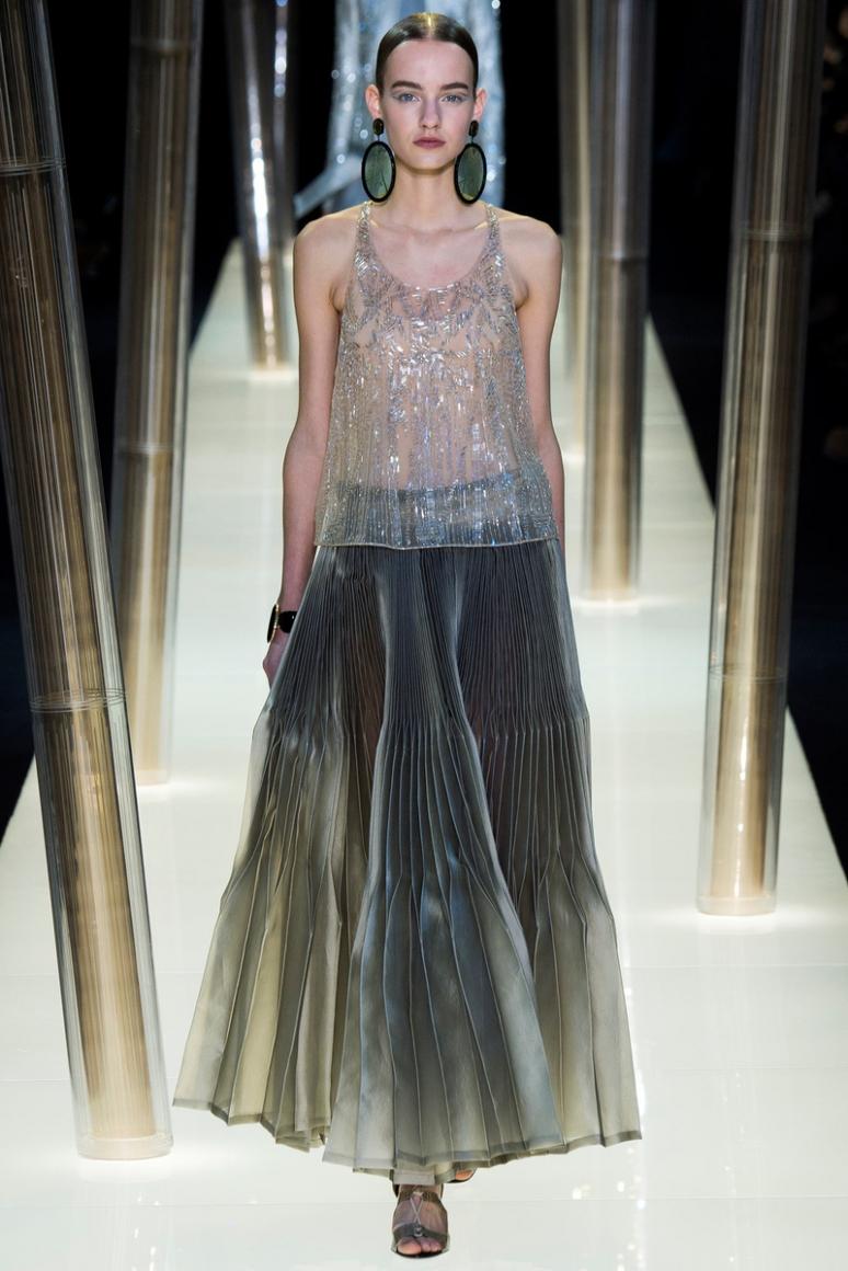 Armani Priv? Couture весна-лето 2015 #42