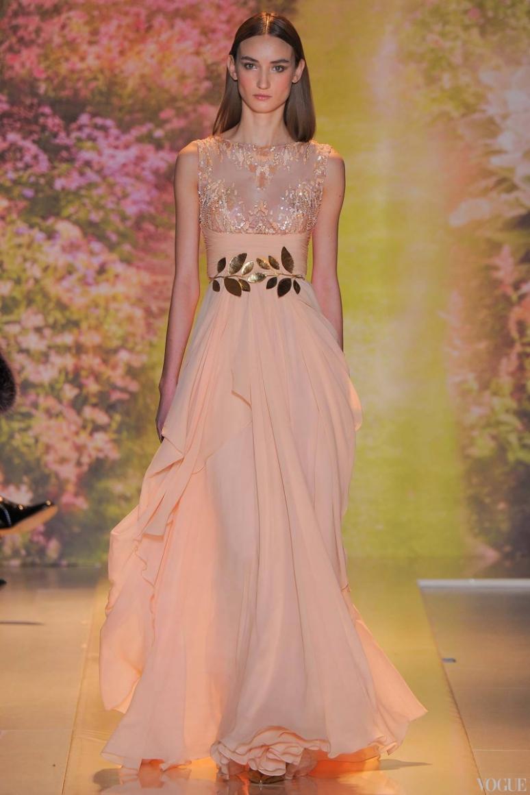 Zuhair Murad Couture весна-лето 2014 #16