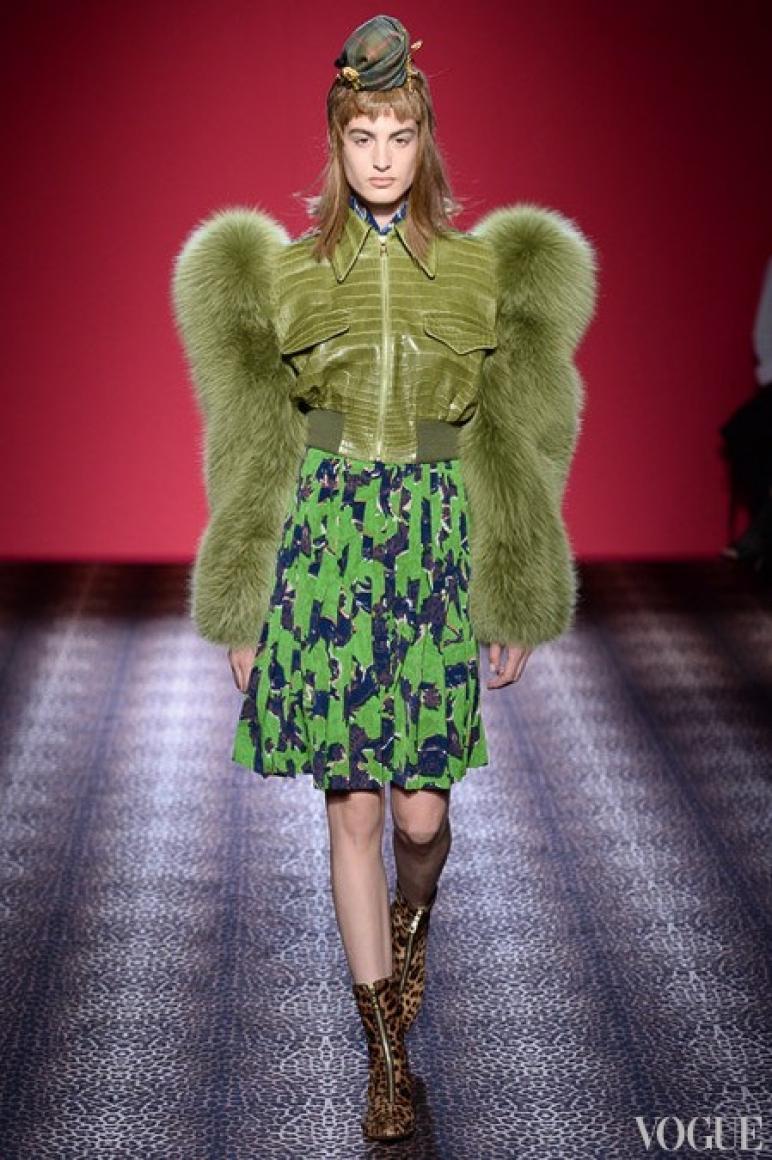 Schiaparelli Couture осень-зима 2014/2015 #17
