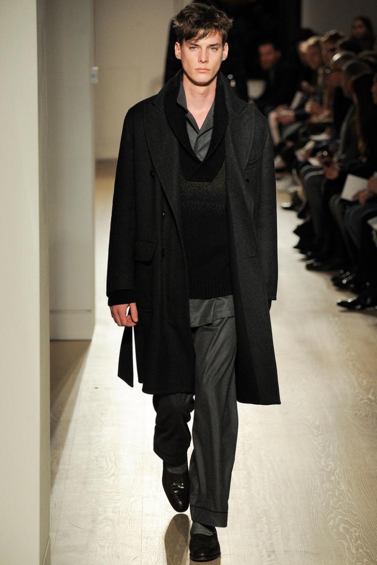 Dunhill Menswear осень-зима 2015/2016 #6