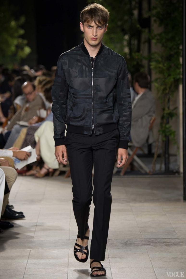 Hermes Menswear весна-лето 2016 #6