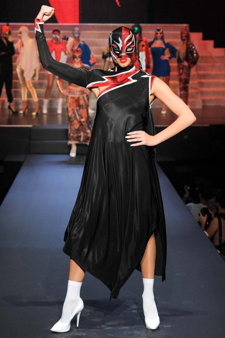 Jean Paul Gaultier весна-лето 2015 #13