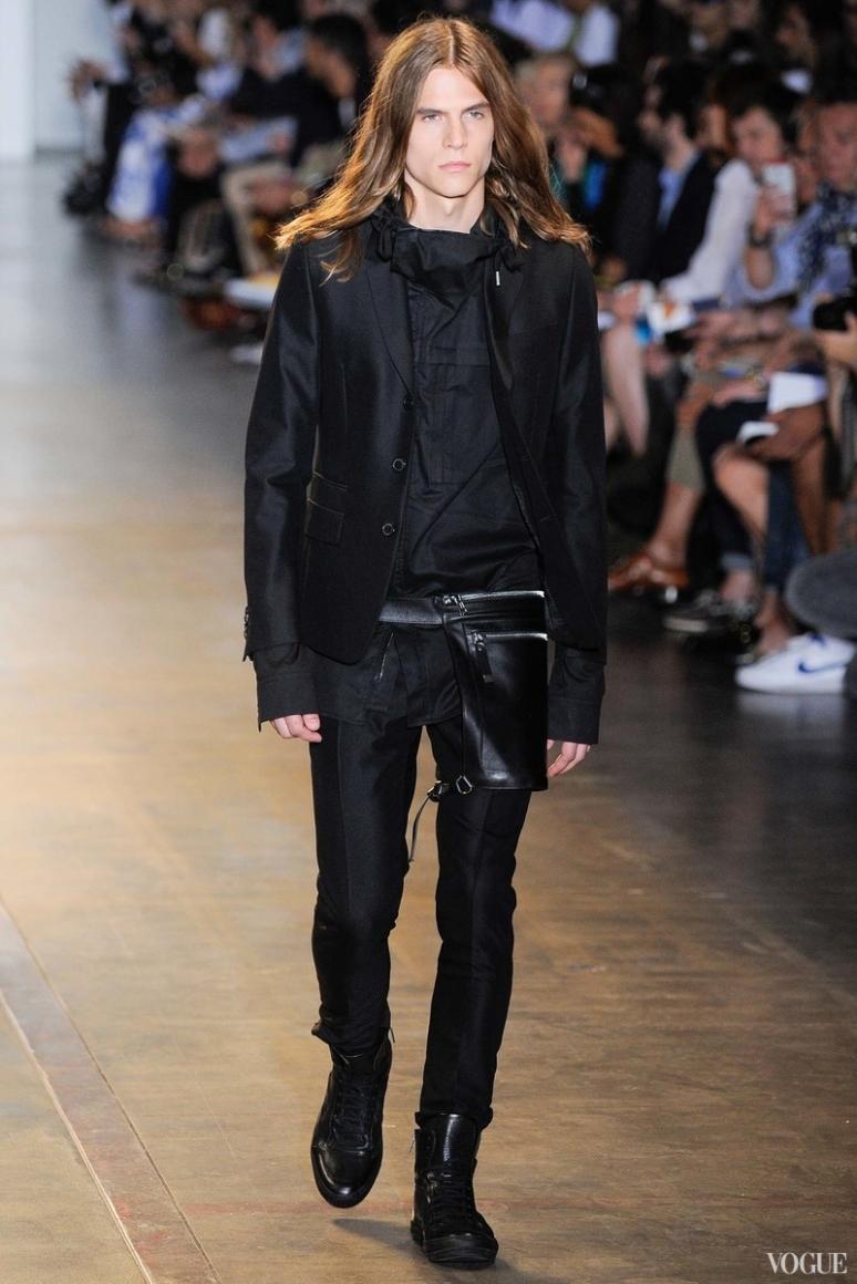 Diesel Black Gold Menswear весна-лето 2016 #4