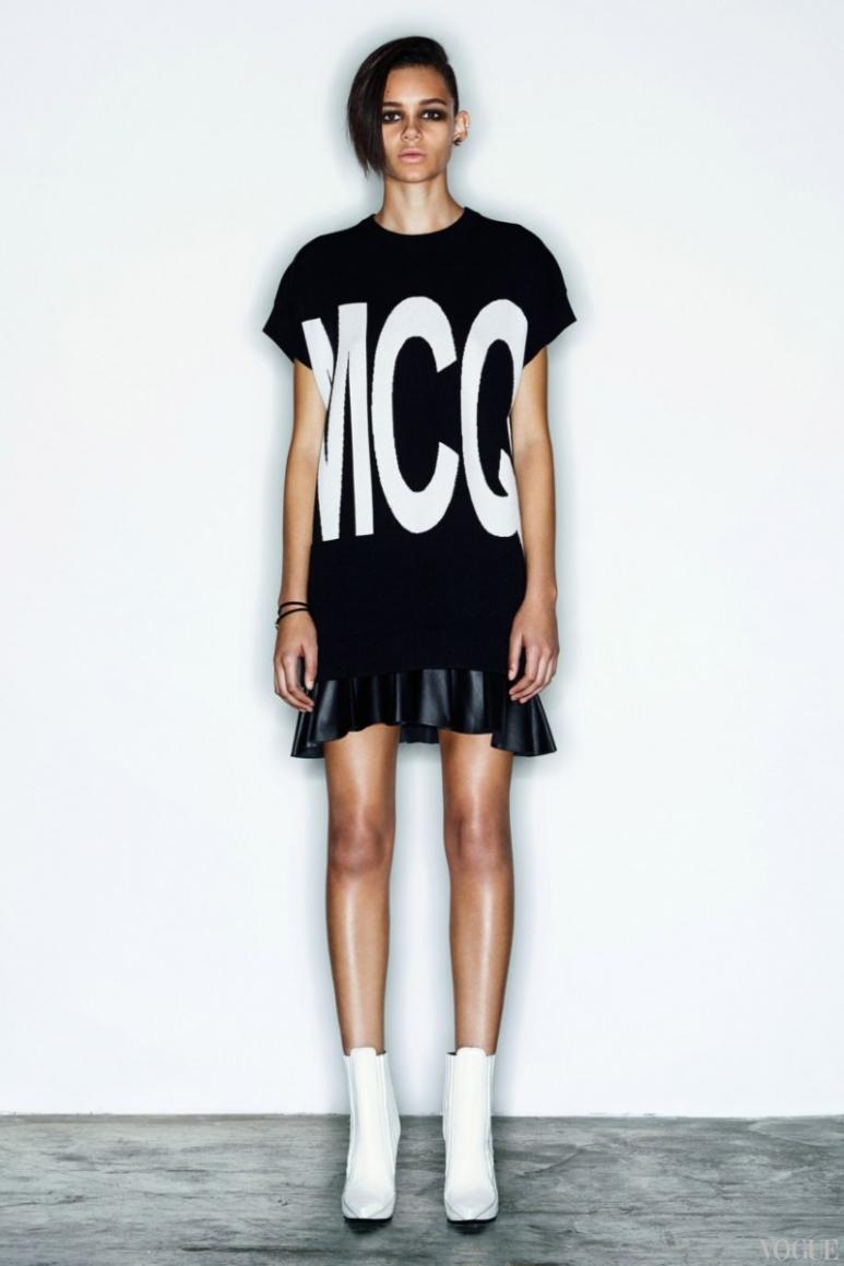 McQ Alexander McQueen Couture весна-лето 2013 #8