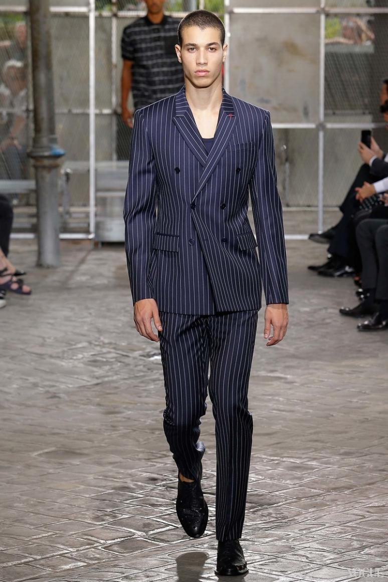 Givenchy Menswear весна-лето 2016 #26