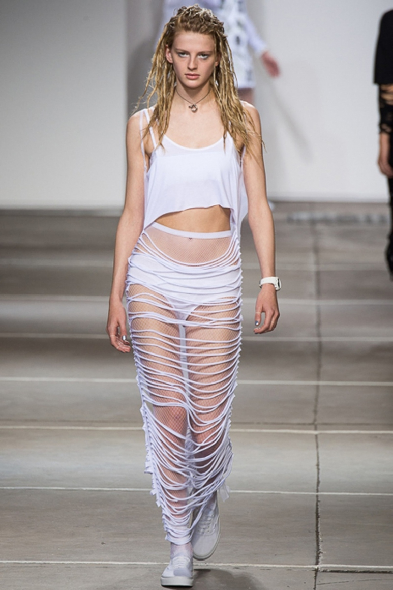 Fashion East весна-лето 2015 #22