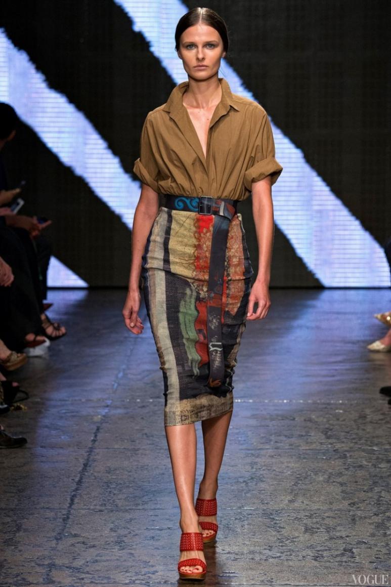 Donna Karan весна-лето 2015 #15