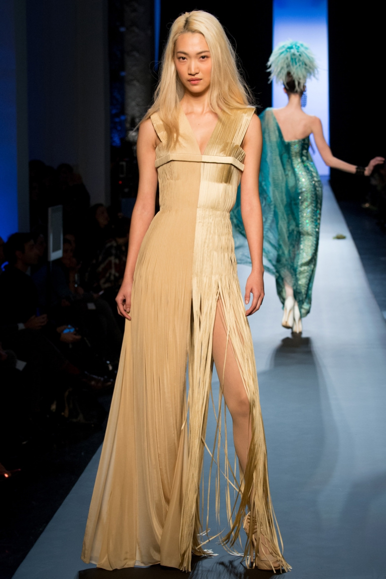 Jean Paul Gaultier Couture весна-лето 2015 #13