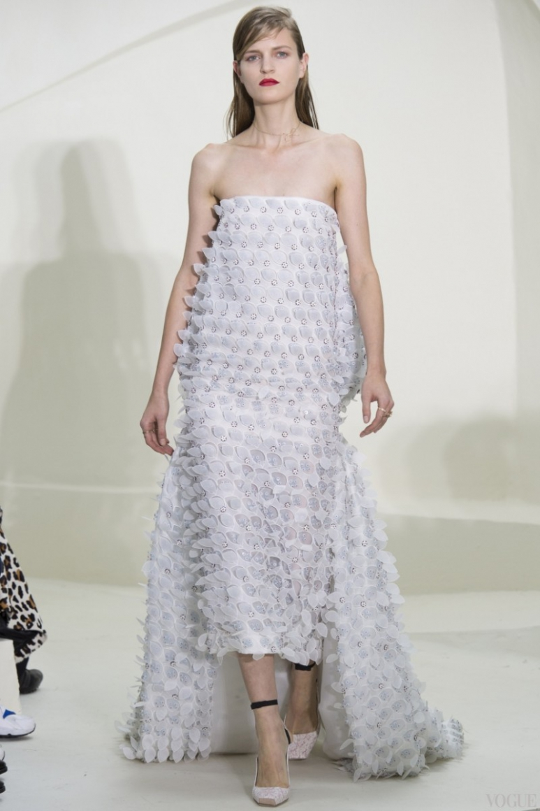 Christian Dior Couture весна-лето 2014 #3