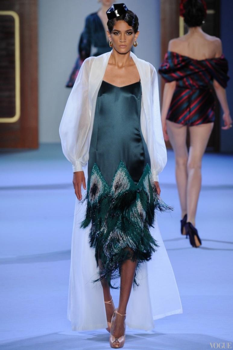 Ulyana Sergeenko Couture весна-лето 2014 #10