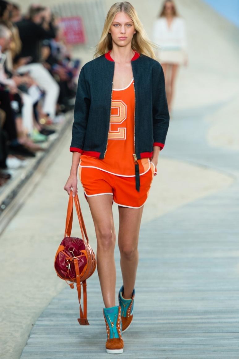 Tommy Hilfiger весна-лето 2014 #17