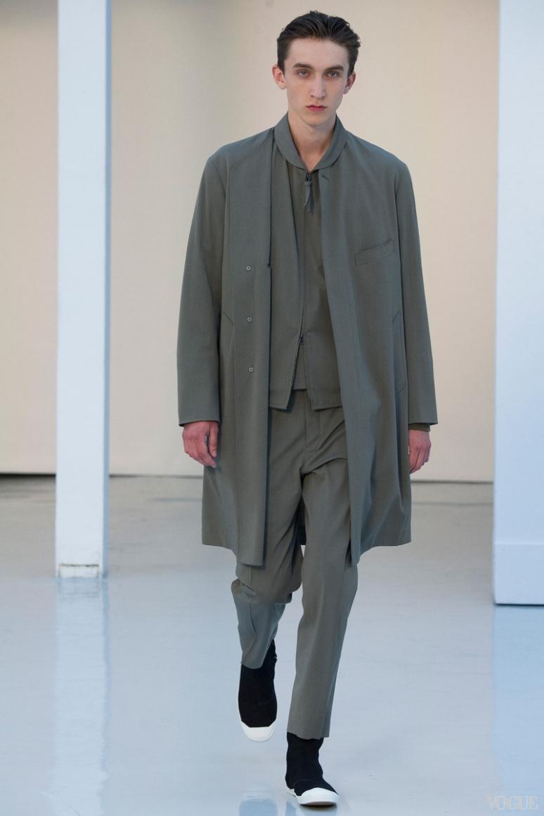 Lemaire Menswear весна-лето 2016 #11
