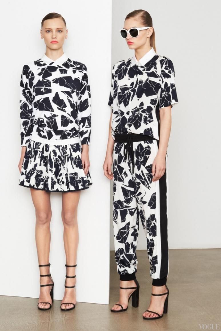 DKNY Couture весна-лето 2013 #15