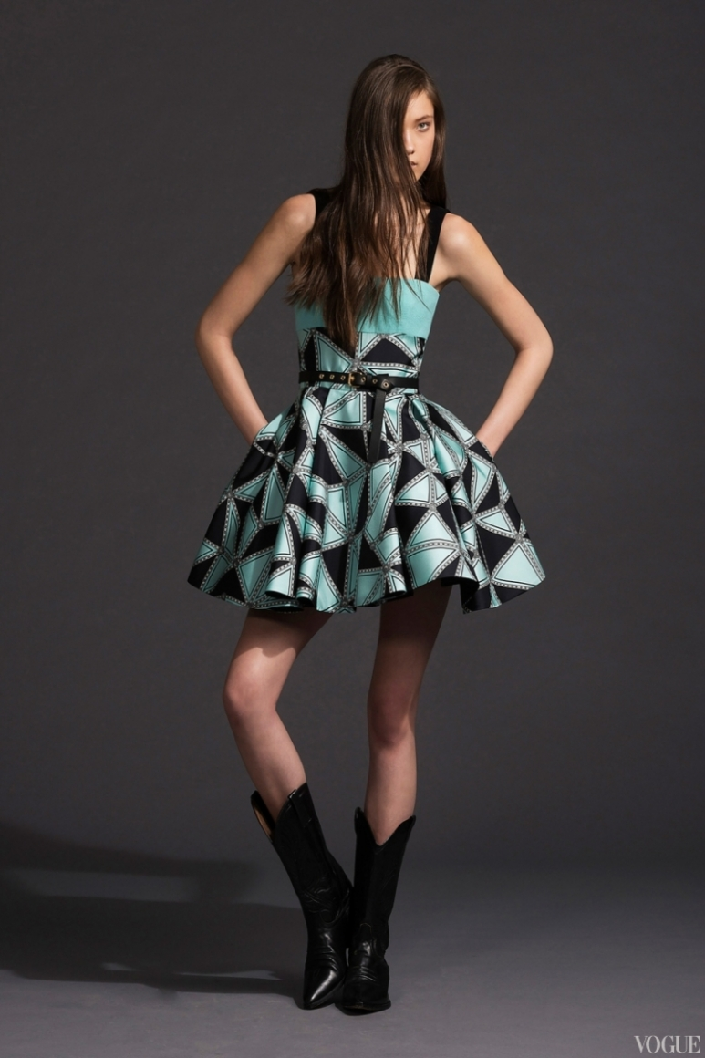 Fausto Puglisi Couture весна-лето 2013 #24