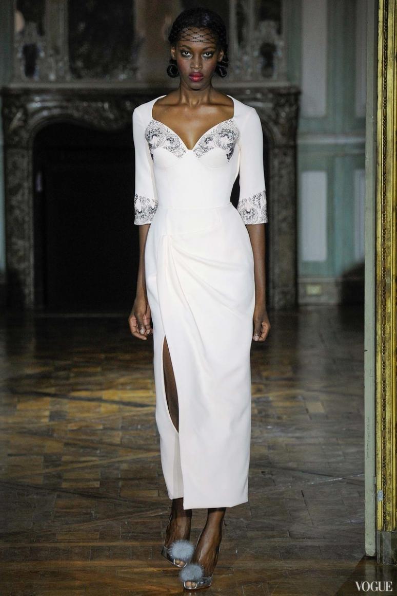 Ulyana Sergeenko Couture осень-зима 2015/2016 #23