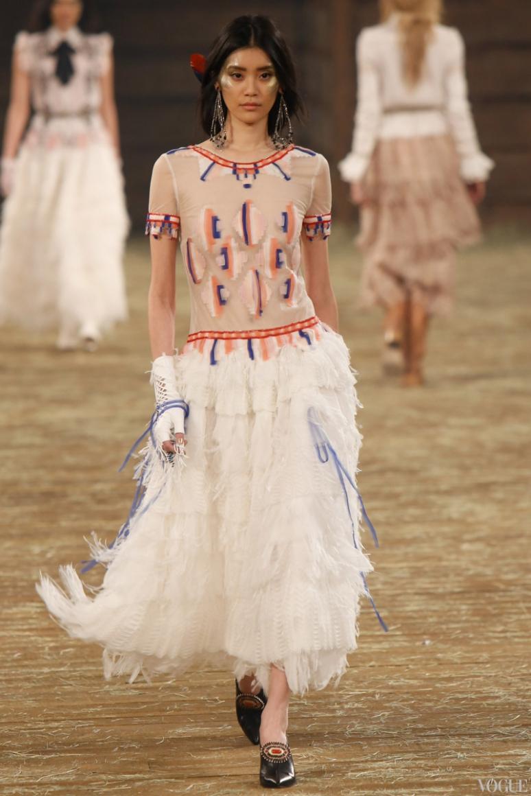 Chanel Couture весна-лето 2013 #5