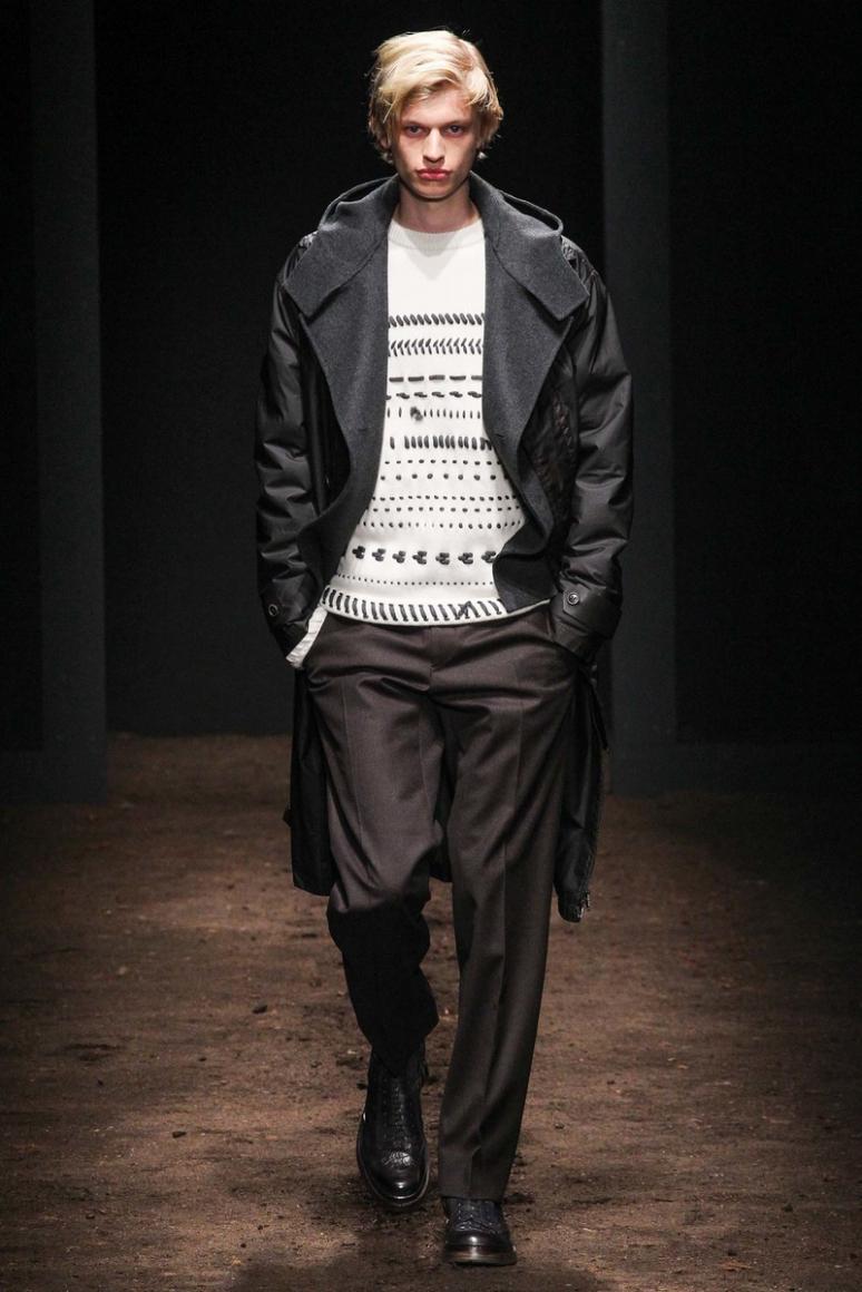 Salvatore Ferragamo Menswear осень-зима 2015/2016 #20