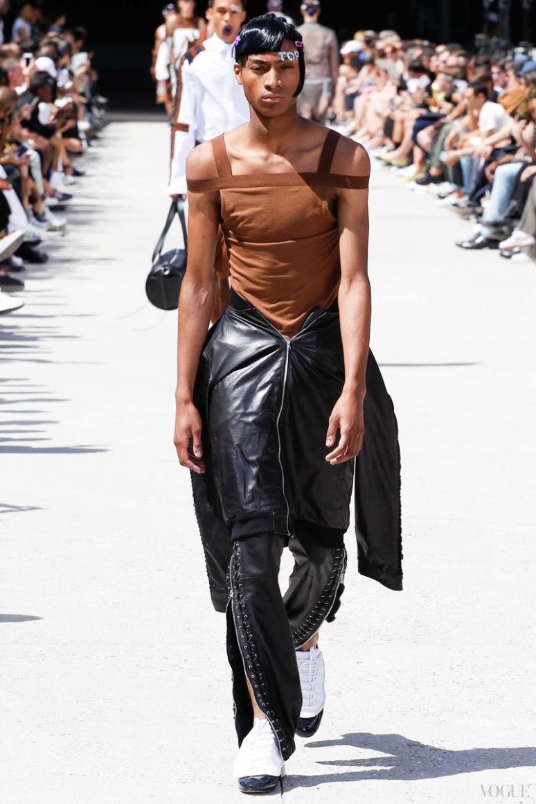 Hood by Air Menswear весна-лето 2016 #12