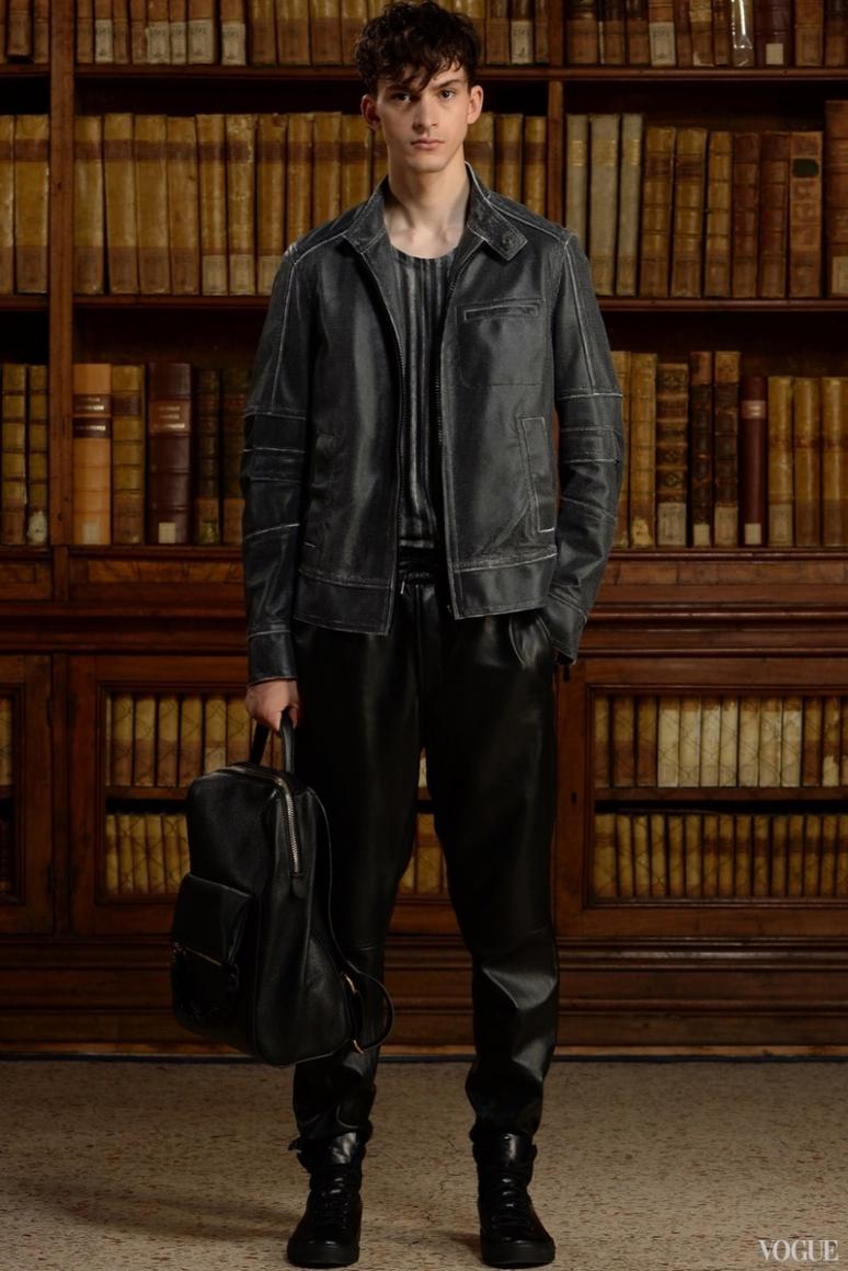 Trussardi Menswear весна-лето 2016 #7