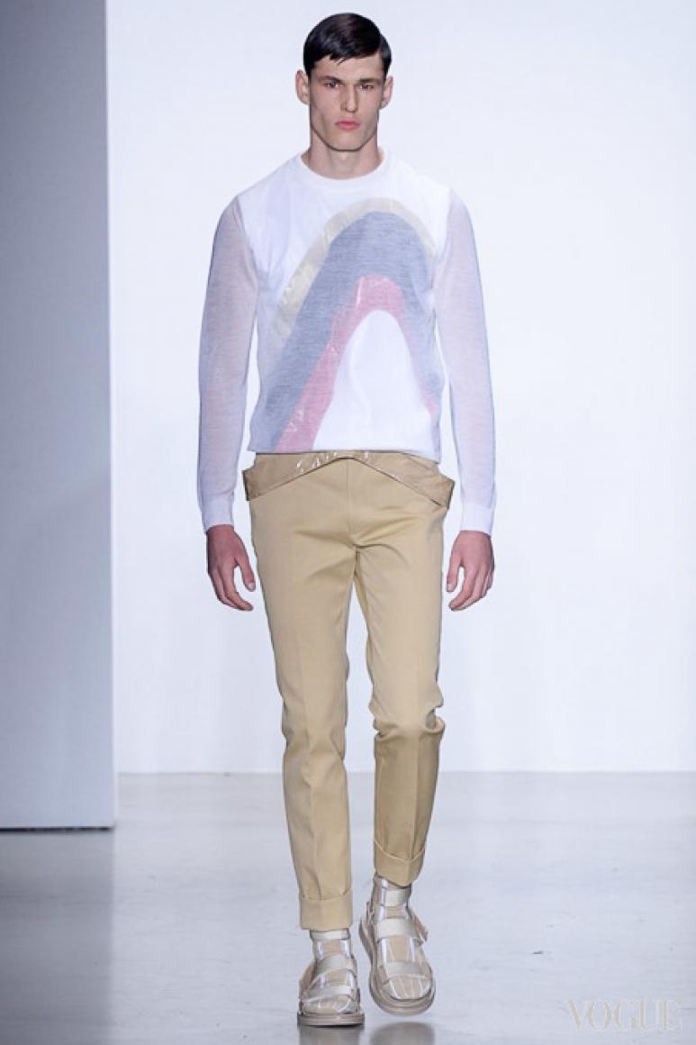 Calvin Klein Menswear весна-лето 2016 #38