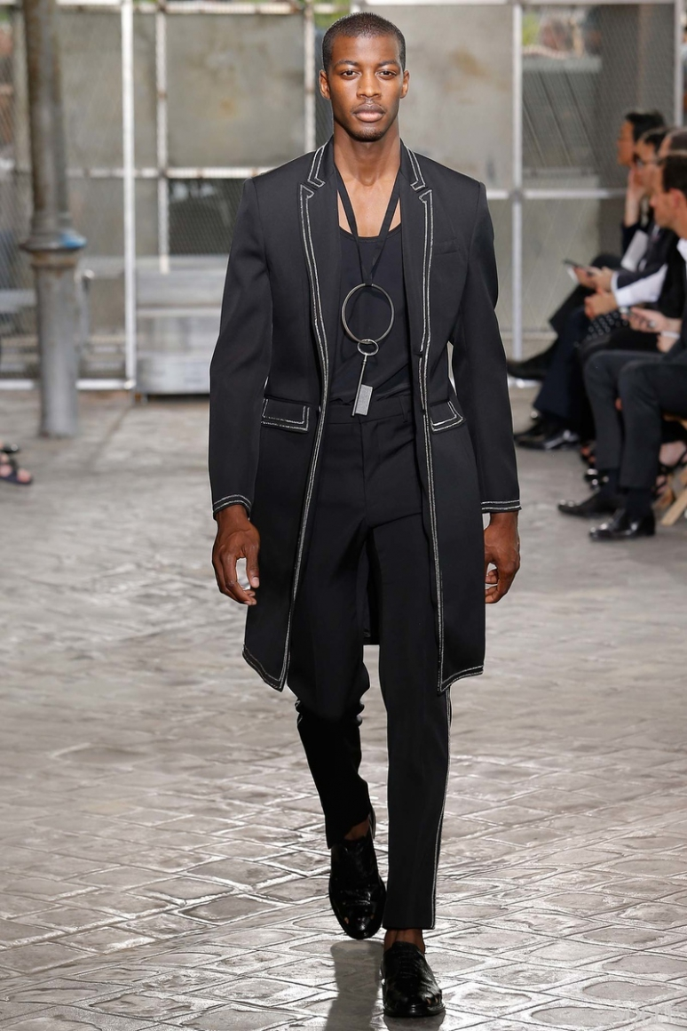 Givenchy Menswear весна-лето 2016 #4