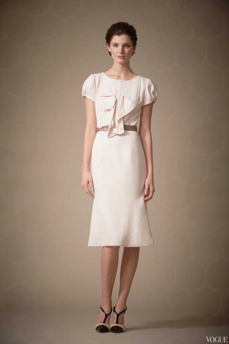 Carolina Herrera Couture весна-лето 2013 #17