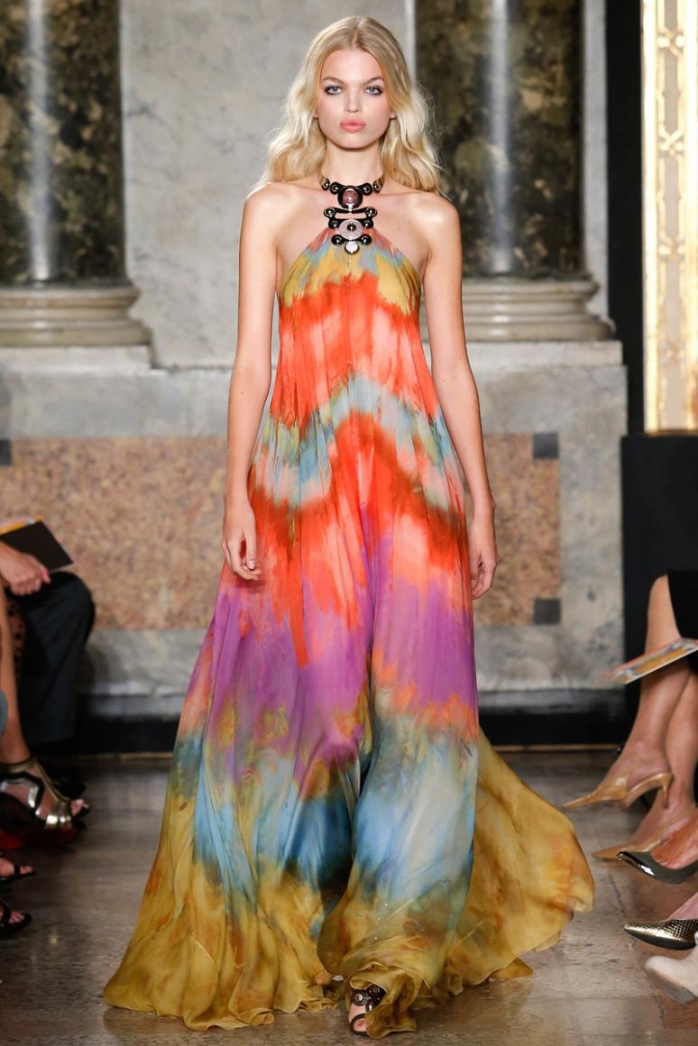 Emilio Pucci весна-лето 2015 #12